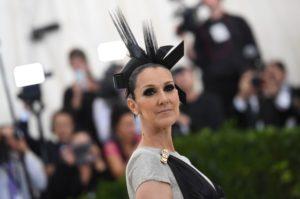 Céline Dion (April 30, 2017 - Source: AFP)