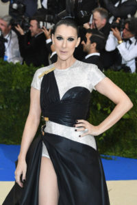 Céline Dion (May 1, 2017 - Source: Dia Dipasupil/Getty Images North America)