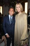 Céline Dion,    Valentino Garavani (Jan. 22, 2019 - Source: Getty Images Europe)