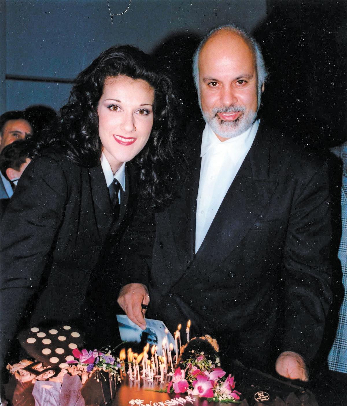 Céline Dion, René Angélil (Source: Archives Le Journal de Montréal, Pierre-Yvon Pelletier)