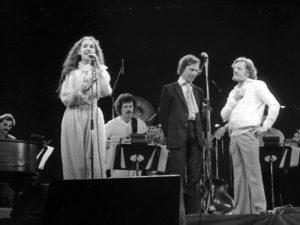 Céline Dion, Jean-Pierre Ferland, Claude Léveillée (Source: Le Journal de Montréal / Photo d'archives)