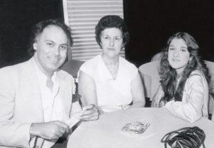 René Angélil, Thérèse Dion, Céline Dion