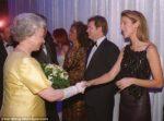 Queen Elisabeth II, Céline Dion (Source: Ken McKay/REX/Shutterstock)