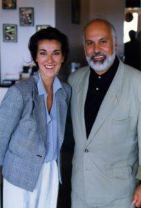 Céline Dion, René Angélil (Photo Gilles Lafrance / Le Journal de Montréal)