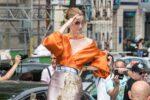 PARIS, FRANCE - JULY 09: Singer Celine Dion is seen on July 9, 2017 in Paris, France. (Photo by Marc Piasecki/GC Images)