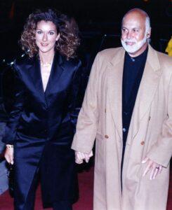 Céline Dion et René Angélil (Photo Normand Jolicoeur / Le Journal de Montréal)