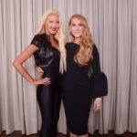 Tamara Gee, Céline Dion (Photo: Cashman)