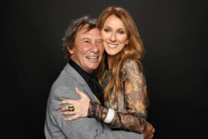 Jean-Pierre Ferland, Céline Dion (Photo: Olivier Samson-Arcand, OSA IMAGES)