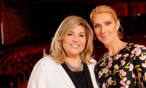 Marie-Claude Barrette, Céline Dion (Source: Julien Faugère / TVA)