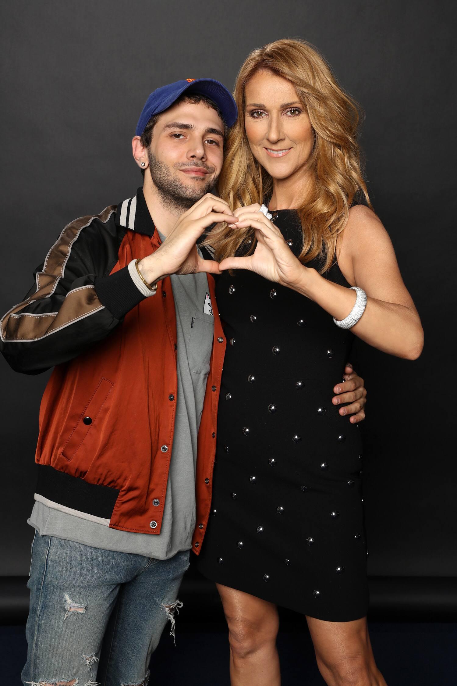 Xavier Dolan, Céline Dion (Photo Olivier Samson-Arcand, OSA IMAGES)