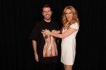Perez Hilton, Céline Dion