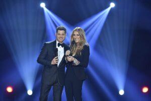 Michael Bublé, Céline Dion