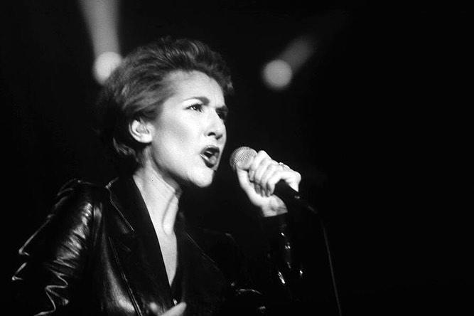 Céline Dion (Amnéville, 1995)