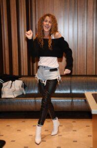 Céline Dion (twitter, Denise Truscello)