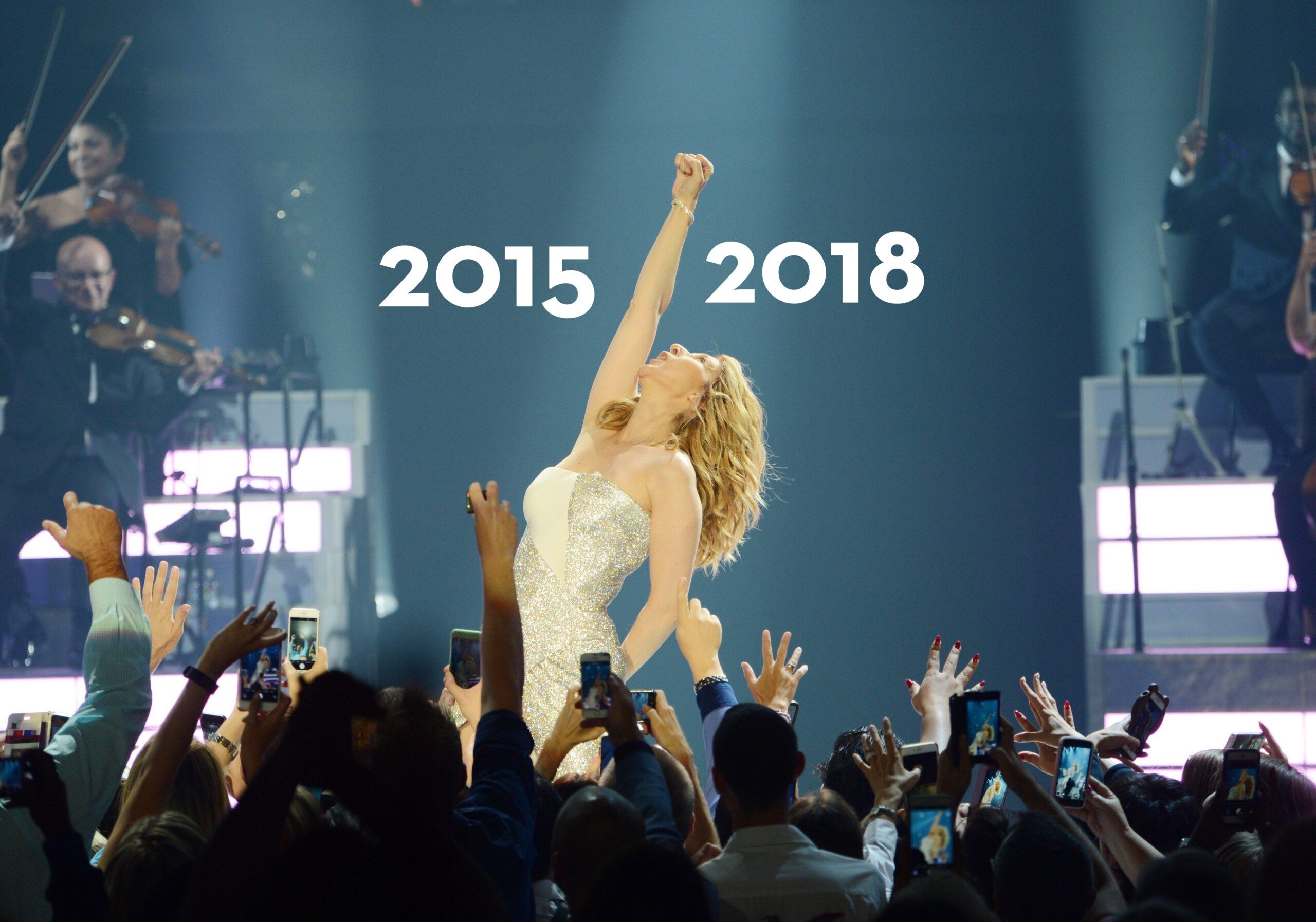 Las Vegas (2015-2018)