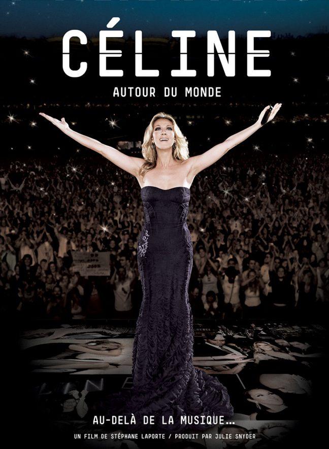Céline - Autour du Monde (1 DVD)