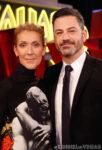 Céline Dion, Jimmy Kimmel (ABC/Randy Holmes)