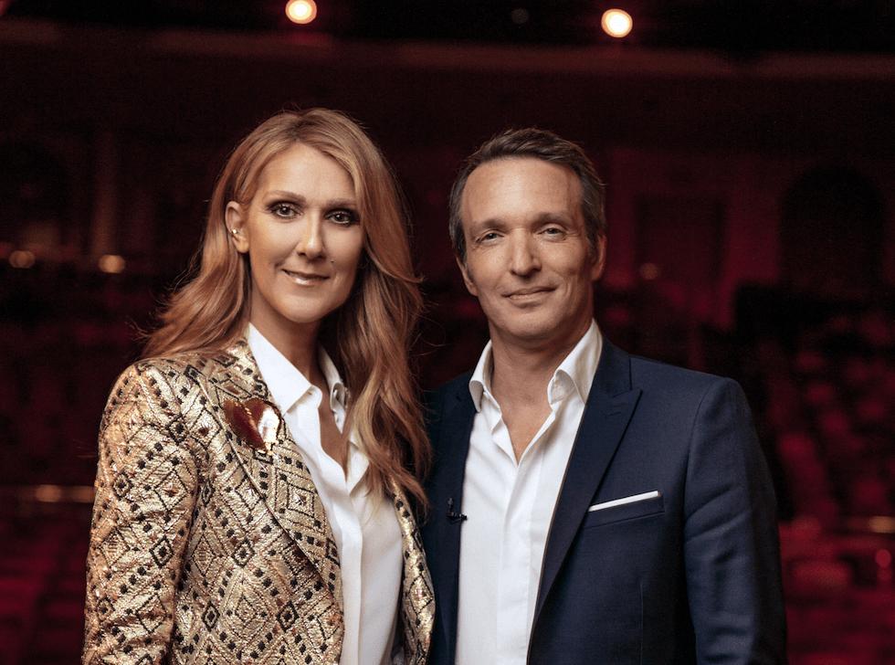 Céline Dion, Stéphane Rotenberg