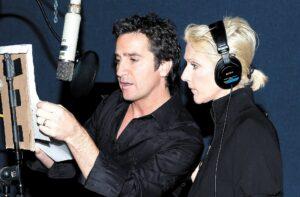 René Simard, Céline Dion (Photo d'archives Le Journal de Montréal, Tomasz Rossa)