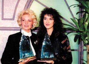 Marjo, Céline Dion (Source: Le Journal de Montréal, Photos d'archives)