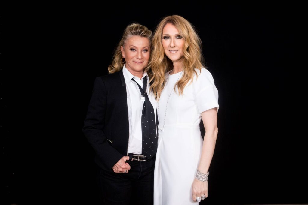 Sheila, Céline Dion