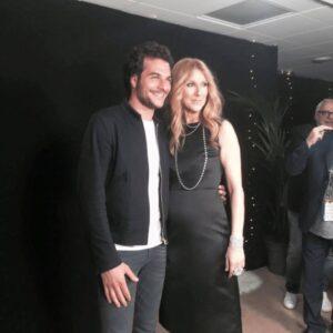 Amir, Céline Dion
