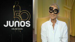 Céline Dion (Junos Awards, 2021)