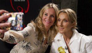 Sandrine Corman, Céline Dion