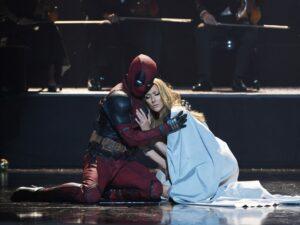 Yanis Marshall, Céline Dion