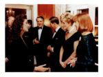 Celine Dion, Brian Mulroney, Prince Charles, Lady Diana Spencer, Mila Mulroney