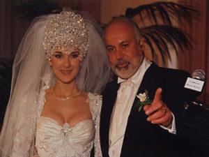 Céline Dion, René Angélil (© Échos Vedettes)