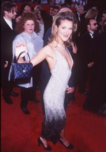 Céline Dion at the 69th Annual Academy Awards in Los Angeles, CA (© John Kelly/WireImage.com)