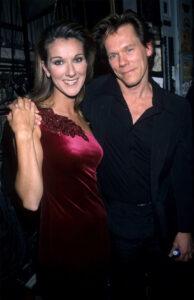 Celine Dion, Kevin Bacon (Photo by Ke.Mazur/WireImage)