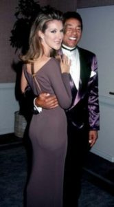 Céline Dion, Smokey Robinson (© Getty Images)