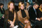 Céline Dion, Helene Arnault, Bernard Arnault (© Michel Dufour / CORBIS)