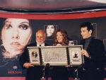 Céline Dion, Rene Angelil, Paul Rene Albertini (© Échos Vedettes)