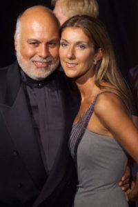Céline Dion & René Angélil (© Reuters)