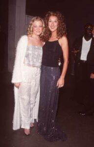 Céline Dion & Leann Rimes (© Steve Granitz/WireImage.com)