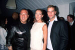 Tommy Mottola, Céline Dion, Ricky Martin (© Dave Allocca)