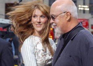 Céline Dion & René Angélil (© Photo PC)
