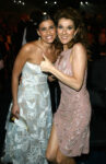 Nelly Furtado, Céline Dion (Photo: Getty Images)