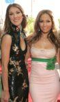 Celine Dion, Jennifer Lopez.