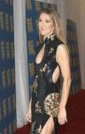 Céline Dion poses at the World Music Awards. (© AP Photo/Keith Shimada)