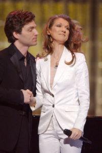 Céline Dion & Richard Marx (© WireImage.com/Caulfield)