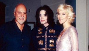 René Angélil, Michael Jackson, Céline Dion