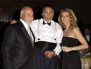 Muhammad Ali, Celine Dion