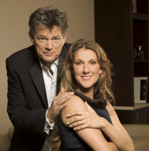 Céline Dion & David Foster (© NUVO Magazine, Jerry Metellus)