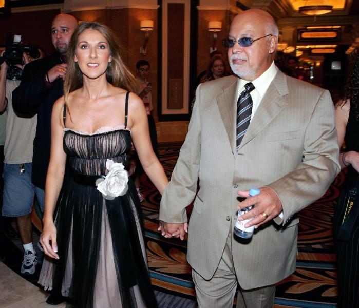 Céline Dion, René Angélil (© Getty Images Entertainment/Ethan Miller)