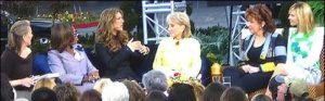 ..., Céline Dion, Barbara Walters, Bette Midler, ... (© TotalVegasTV.com)