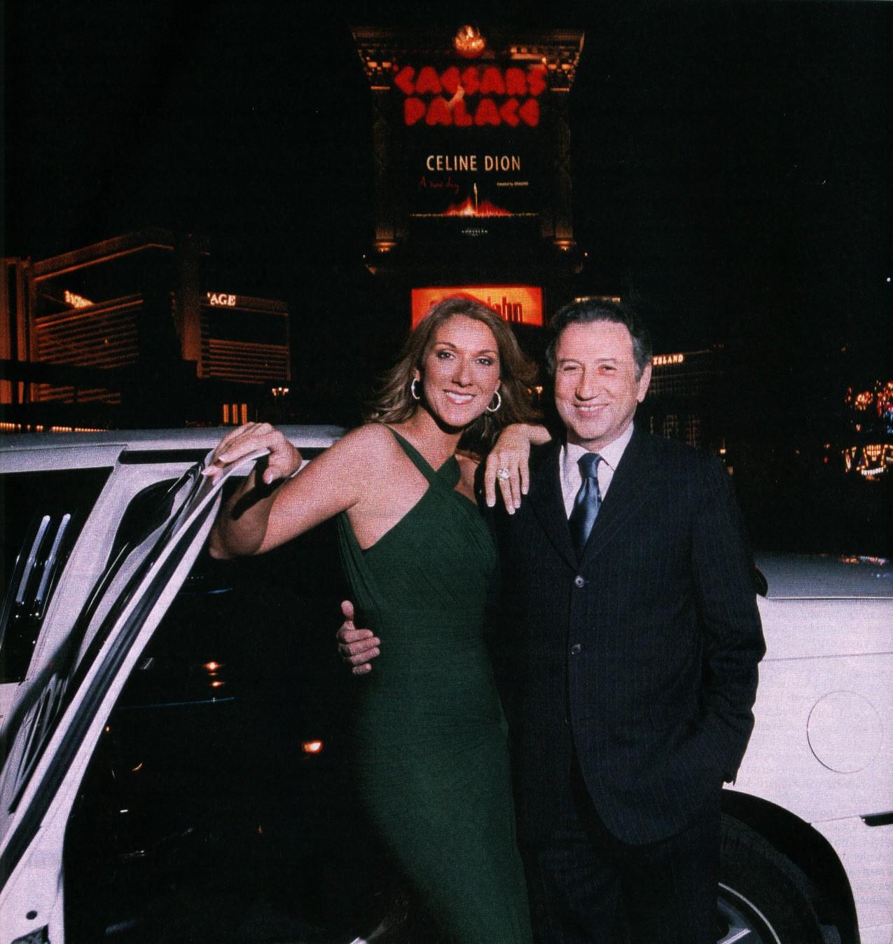 Celine Dion With Michel Drucker Celinedionweb Com